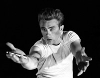 James Dean. Rebel without a cause