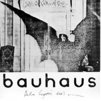 Portada del single de Bauhaus, Bela Lugosi is Dead